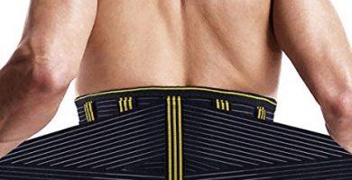 mejores cinturones lumbares