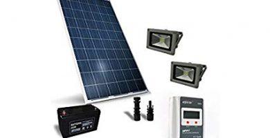 mejores placas led solares