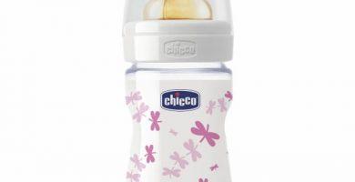 mejor biberon anticolico para bebes
