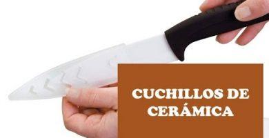 mejores cuchillos de ceramica