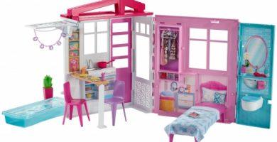 mejor casa barbie