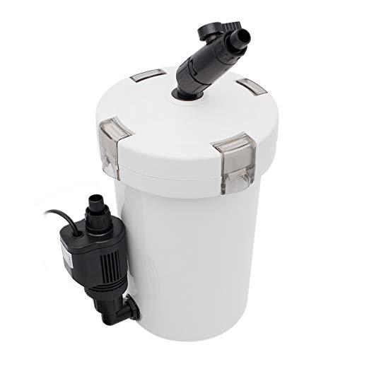 mejor filtro para acuario
