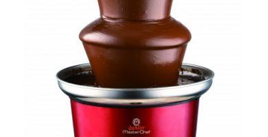 mejor fuente de chocolate