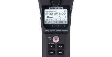 mejor grabadora de voz digital
