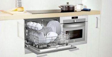 mejor lavavajillas empotrado