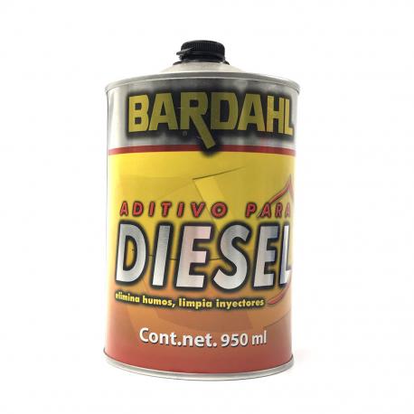 mejores aditivos para diesel