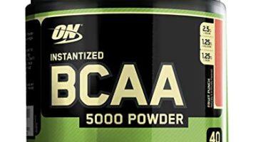 mejores acidos ramificados bcaa